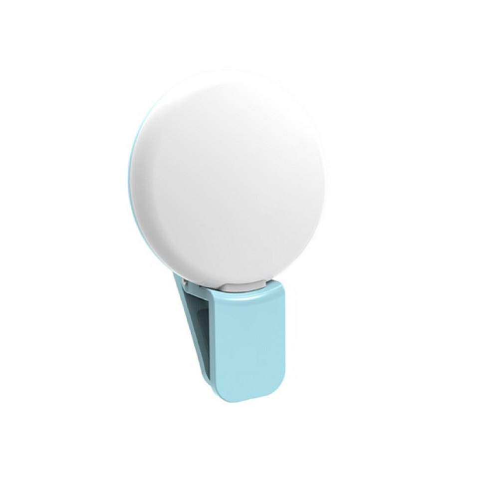 VILÁGOSKÉK MINI SELFIE LED LIGHT